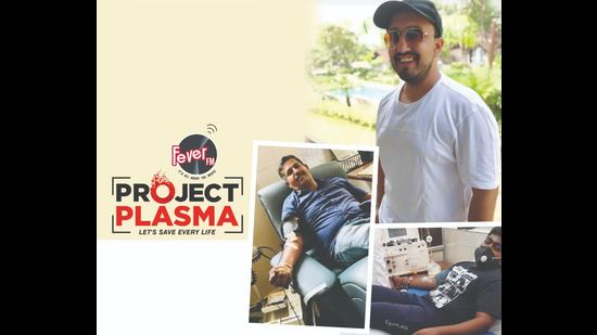 Project Plasma is a Fever Network initiative in collaboration with HT City to celebrate the super power of Covid recovered plasma donors, who are stepping forward amid the second wave of Covid, to donate their plasma to save lives of other infected patients.