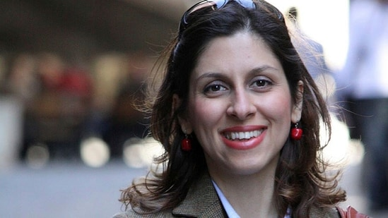 Zaghari-Ratcliffe, a project manager with the Thomson Reuters Foundation charity, was arrested at a Tehran airport in April 2016 and later convicted of plotting to overthrow the clerical establishment.(AP file photo)