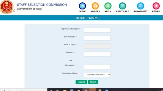 SSC had declared the final result of Sub-Inspector in Delhi Police, CAPFs and Assistant Sub Inspector in CISF Examination, 2018 earlier this month. Now the detailed marks of selected and non-selected candidates in the said final result has been uploaded.(ssc.nic.in)