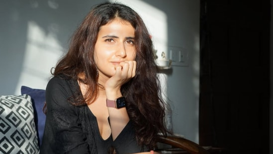Fatima Sana Shaikh recalls the time she was punched by a man and her father came to her rescue.
