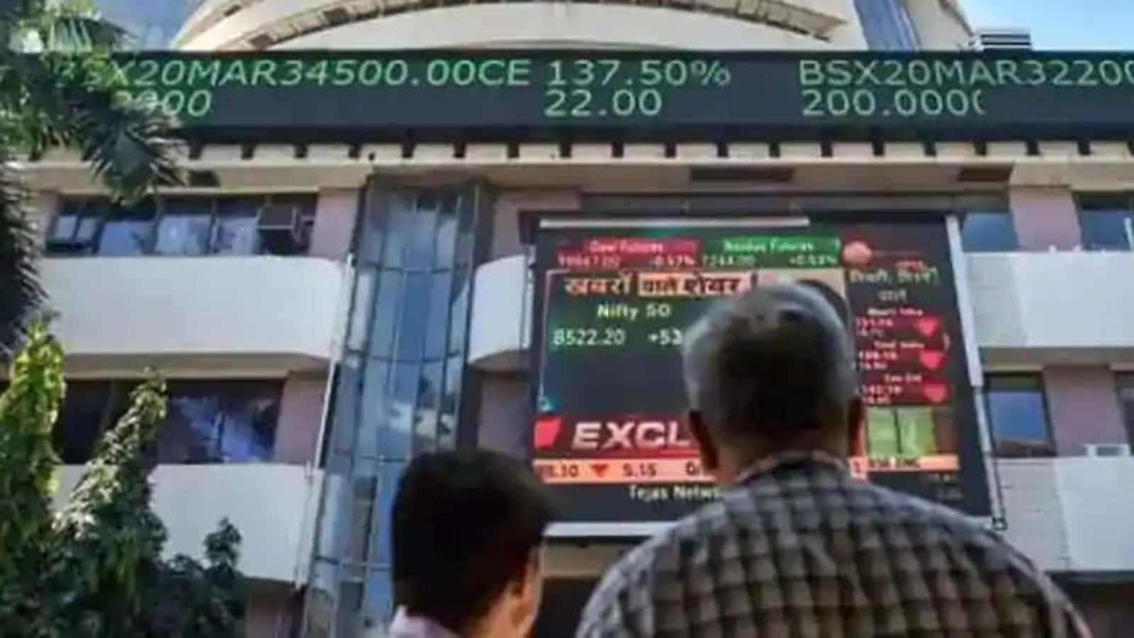 Sensex rises by over 557 points to end session at 48,944; Nifty closes at 14,653 thumbnail