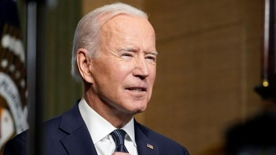 Biden's measures will include $80 billion to boost the Internal Revenue Service's audit capabilities over the next decade for wealthy individuals and corporations.(File photo)