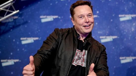 Elon Musk's SpaceX bid alone while Amazon.com founder Bezos' Blue Origin partnered with Lockheed Martin Corp, Northrop Grumman Corp and Draper. (AP Photo/Britta Pedersen, Pool, File)(AP)