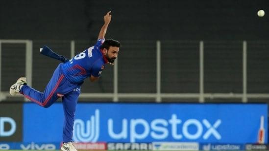 DC leg-spinner Amit Mishra(IPL)