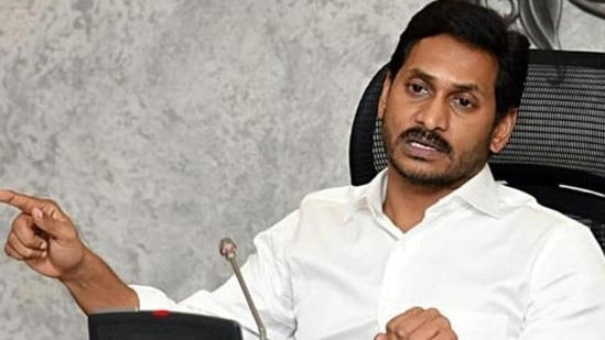 Andhra Pradesh chief minister Y S Jaganmohan Reddy said there is a need to devote attention to its management so as to avoid hardship to the public as it was done during the first wave last year. (ANI FIle Photo)