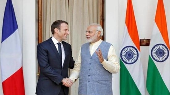 In a statement released by the French government, it said France and India have always stood together in solidarity at difficult times.(Reuters file photo)