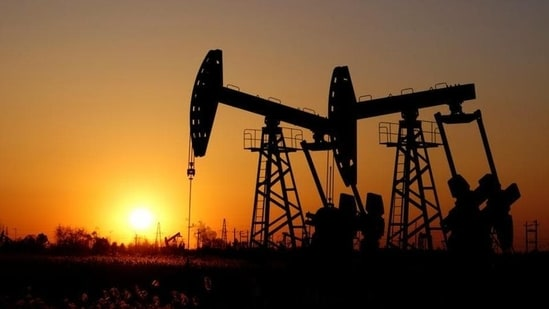 The prompt timespread for Brent was 62 cents in backwardation -- a bullish market structure were near-dated contracts are more expensive than later-dated ones -- on Monday.(Reuters/ Representative)