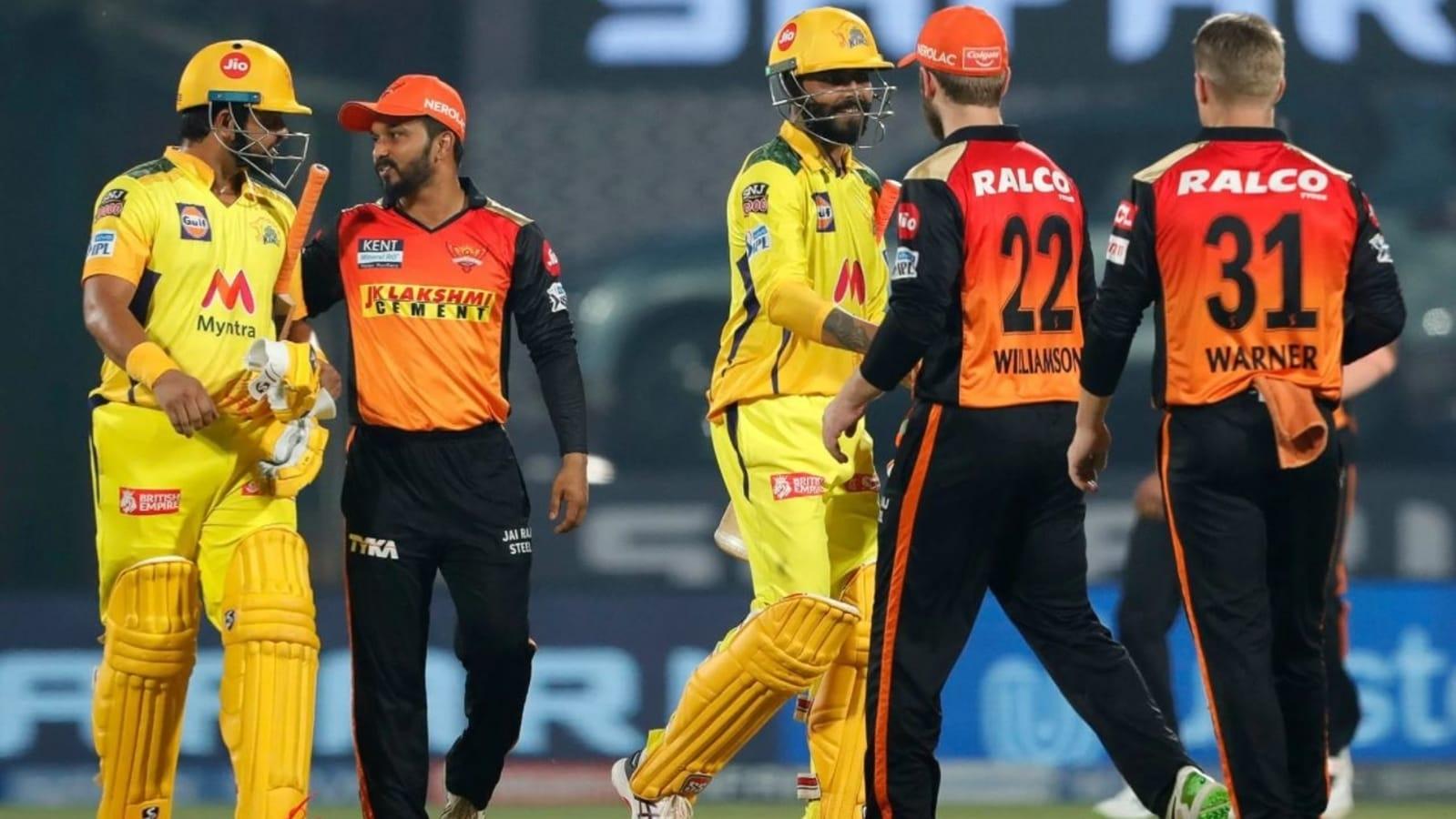 IPL 2021 CSK vs SRH Highlights: Chennai Super Kings beat Sunrisers Hyderabad by 7 wickets | Hindustan Times