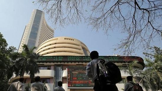 BSE in Mumbai (Reuters File Photo)
