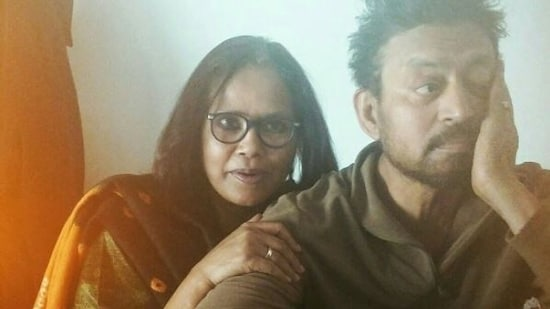 Sutapa Sikdar has occasionally posted notes on her late husband Irrfan on Facebook.