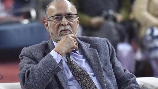 Lieutenant Governor of Delhi Anil Baijal. Senior officials also said that the notification is going to set new protocols for the Delhi Cabinet and all bureaucrats as the 'Transaction of Business of the GNCTD Rules, 1993' are going to be amended for the first time in nearly 20 years.(HT Photo)