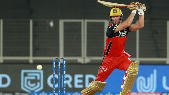 AB de Villiers has been phenomenal for RCB in IPL 2021. (IPL/Twitter)