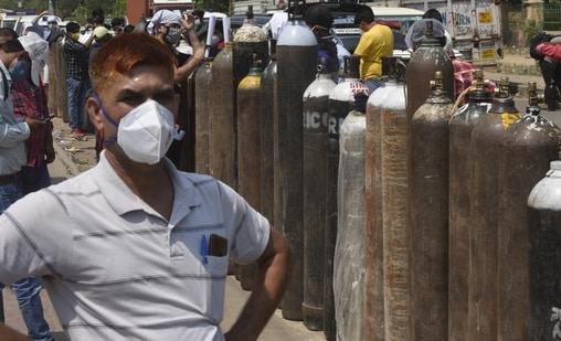 Covid-19: The Haryana government has also demanded 40 MT of oxygen per day from the Jamshedpur plant in Jharkhand. (File Photo)