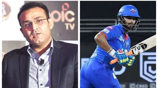 Virender Sehwag criticised Rishabh Pant's captaincy in DC vs RCB IPL 2021 match