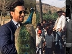 Remembering Irrfan Khan: 10 quotes by legendary actor that act as a balm on life(Instagram/babil.i.k)
