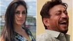 Kareena Kapoor and Irrfan Khan worked in Angrezi Medium together.