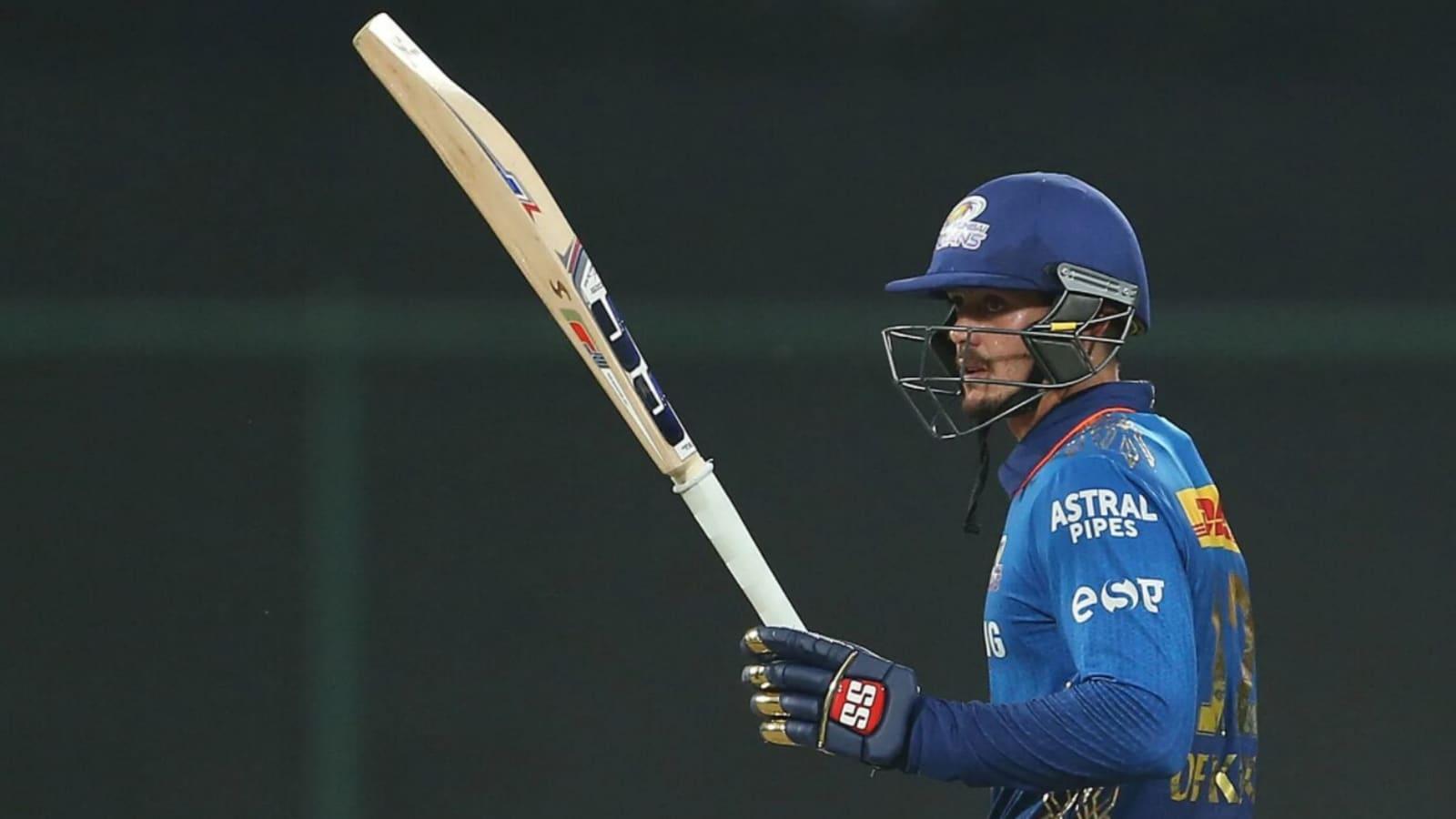 IPL 2021: Quinton anchors MI to seven-wicket win over ...