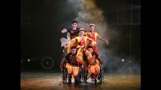 Some dance exponents are training the differently-abled individuals in their art form, to bring joy and hope in their lives.
