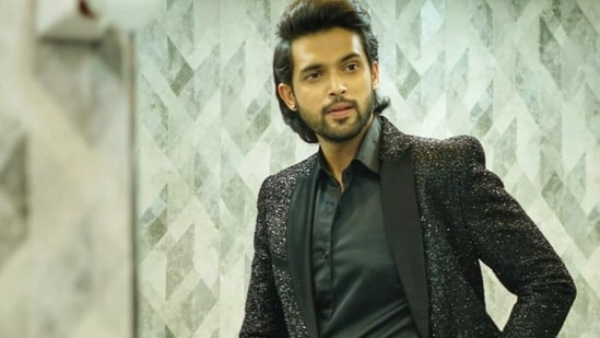 Parth Samthaan talked about weighing 110 kgs when he was in school.