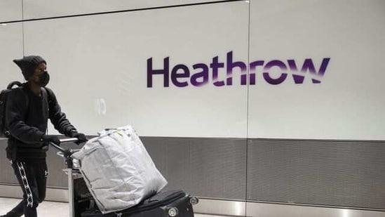 London's Heathrow Airport (REUTERS/Hannah McKay/Files)