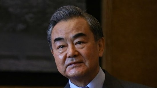 China's state councilor and foreign minister Wang Yi in his letter to Jaishankar said that China shares empathy for the challenges facing India. (REUTERS)