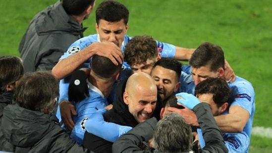 Manchester City File Photo(REUTERS)