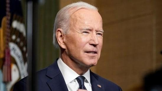 US President Joe Biden (REUTERS/File Photo)