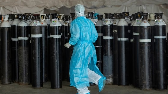 Astuto said the pandemic had shown how interconnected the world is, and the EU and India can help shape the global agenda for finding common responses.(AP)