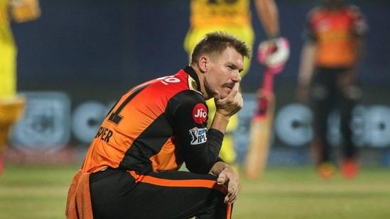 CSK vs SRH: Warner explains why Sunrisers Hyderabad sent Pandey to bat  ahead of Williamson | Hindustan Times