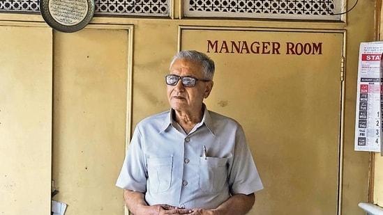 A resident of Chawri Bazar, Mr Faiyazuddin was Old Delhi's living landmark.