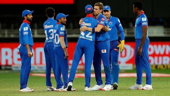 Delhi Capitals have joined India's fight against Covid-19. (IPL/Twitter)