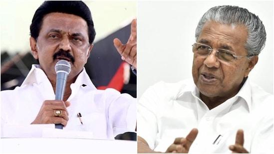 Tamil Nadu and Kerala Exit Poll results(PTI)