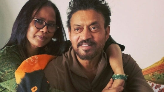 Irrfan Khan is survived by wife Sutapa Sikdar and their two sons Ayaan and Babil.