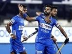 India hockey captain Manpreet Singh.(Hockey India)