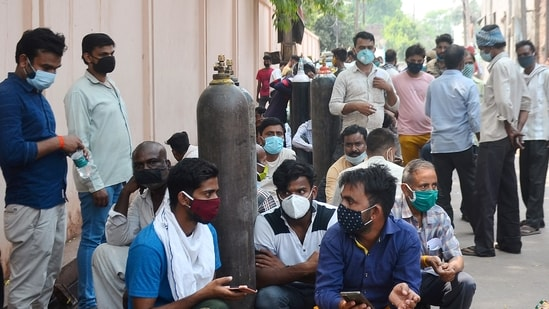On the shortage of medical oxygen in the country, the ministry said the industrial use of oxygen has been prohibited from April 22 except for certain specified industries (ANI file photo)