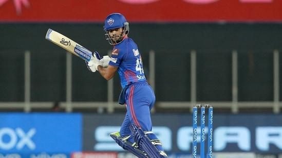 Shikhar Dhawan of Delhi Capitals.(IPL)
