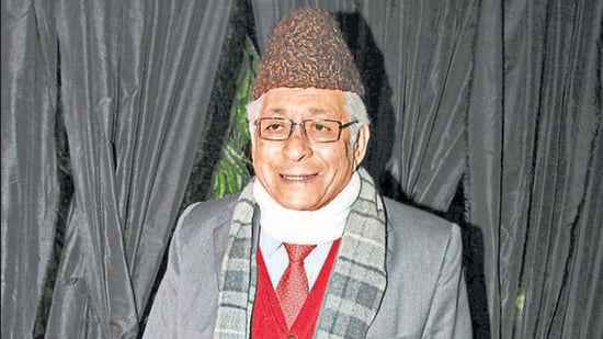 Former attorney general of India Soli Sorabjee. (HT archive)