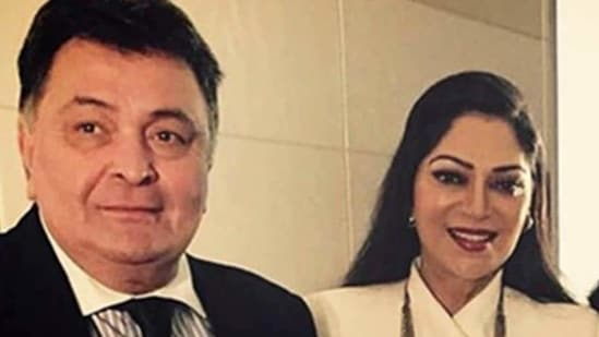 Rishi Kapoor and Simi Garewal worked together in three films.