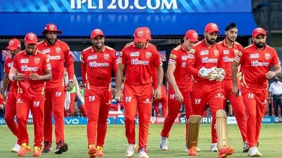 Punjab Kings haven't really got going in IPL 2021. (Punjab KIngs)