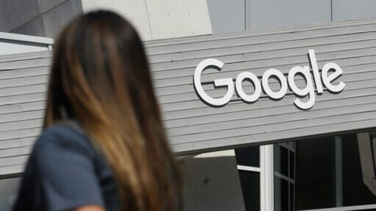 Google spent the past quarter serving up more ads from retail and travel companies eager to reach consumers who are starting to spend again.(AP)