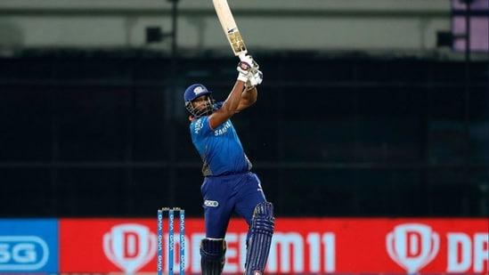 Pollard was at his sumptuous best at Delhi against Chennai
