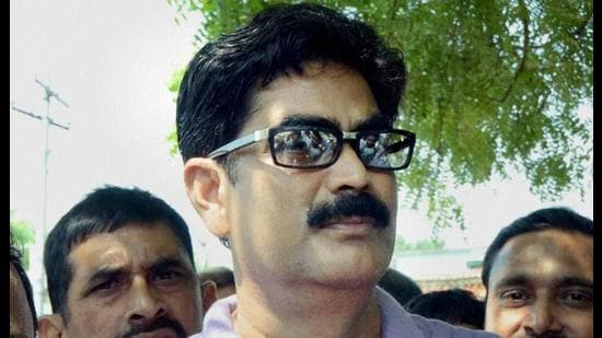 Prison officers suspect Mohammad Shahabuddin may have been infected with the virus through an asymptomatic jail officer.(PTI)