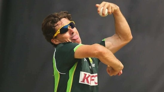 File image of Brad Hogg.(Getty Images)