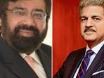 Harsh Goenka's post on Anand Mahindra has prompted people to share all sorts of reactions.(Screengrab)