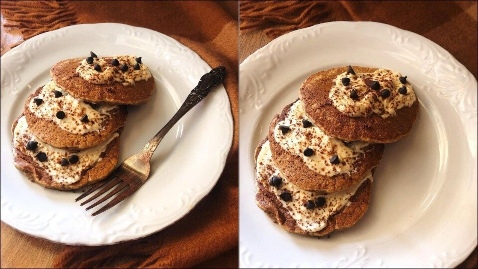 Recipe: Wrap up your Sunday or welcome Monday with pancakes tiramisu style