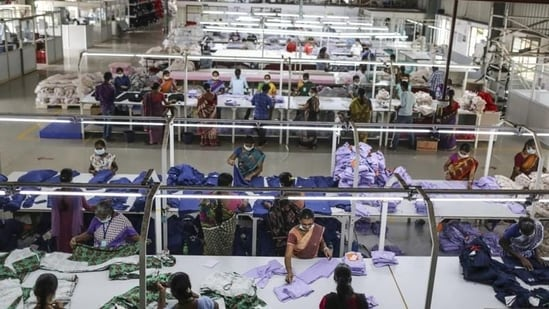 Imports too rose to USD 45.45 billion last month as against USD 17.09 billion in April 2020.
