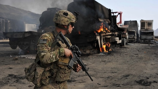 Pakistan, which has been accused of harbouring insurgent sanctuaries, is credited with arranging the US-Taliban talks that culminated in the signing of the agreement on February 29, 2020.(AFP file photo for representation)