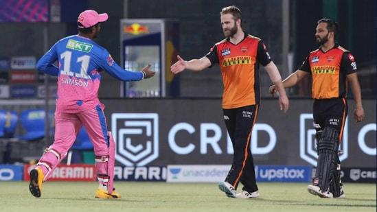 IPL 2021 RR vs SRH Highlights