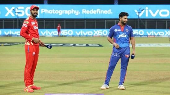 KL Rahul and Rishabh Pant. (IPL)