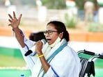 West Bengal chief minister Mamata Banerjee will emerge from this assembly elections as one of India's most powerful regional leaders (ANI Photo)